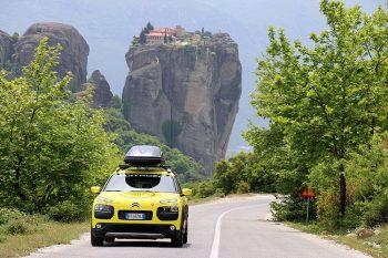 Avventura Gialla Monasteri Meteora Grecia