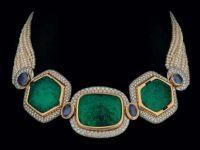 Gioielli e gemme preziose dei Maharaja in mostra a Venezia
