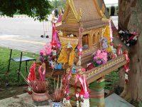 Tempietto lungo la strada, luogo di preghiera (Ph: H. di Prisco © Mondointasca)