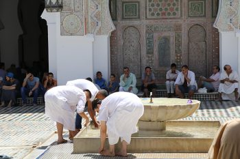 Fès la-moschea-e-università-di-Quaraouiyine