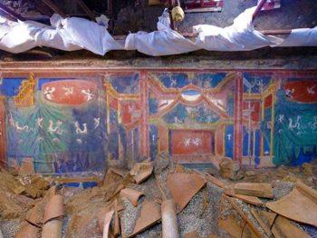 Positano villa-romana-affreschi1