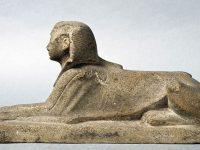 Statua di Amenofi II in forma di sfinge, dal tempio di Karnak (© The Egyptian Museum, Cairo)
