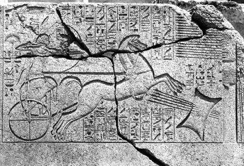 Amenofi II arciere-UNIMI