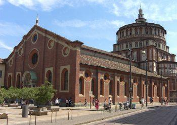Botta & Corsivo Milano-Chiesa-S-Maria-delle-Grazie