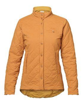 Back to work Deterra-Shirt-Jacket-Woman-Golden