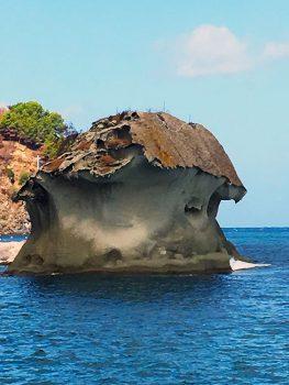 Isola delle acque Il fungo di Ischia