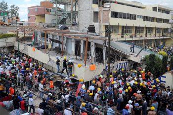 Turismo Messico-terremoto