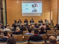 La conferenza stampa  presso la sede del Gruppo FS a Roma