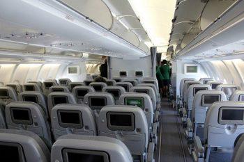 Passatempo in viaggio aereo