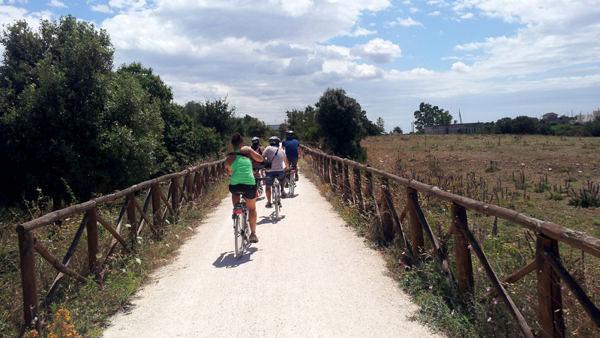 Percorso cicloturistico Valle d'Itria