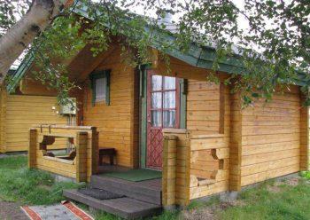 Nuorgam Un-cottage-del-Nuorgam-Lomakeskus