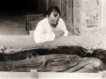 Amenofi II Victor-Loret-mummia_UNIMI