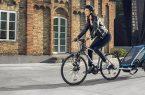 Intorno al viaggio Thule rimorchi-da-bici