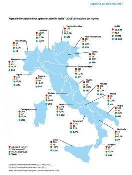 turismo 2017 rapporto-cartina