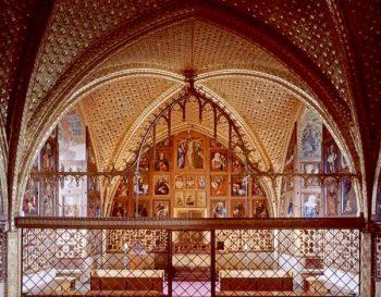 Castelli della Boemia Castello-di-Karlstejn-Cappella-Santa-Croce