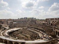Colosseo, dopo 40 anni riapre l'attico