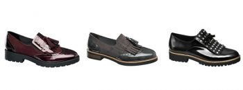 Donne dandy Deichmann-Brogue