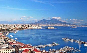 Navigare a vela Golfo-di-Napoli