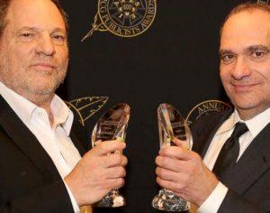 I fratelli Harvey e Bob Weinstein