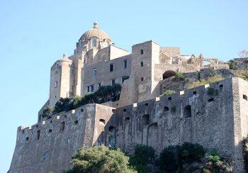 Aenaria Ischia Castello Aragonese