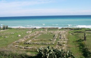 Calabria grecanica Kaulon-Sito-archeologico