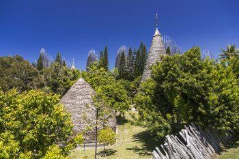 Nuova Caledonia Nouméa centro-culturale
