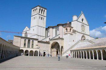 Viaggi spirituali Assisi-Basilica-S-Francesca