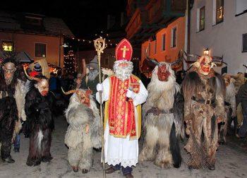 Mercatini di Natale Alto-Adige-Nikolaus-Krampus