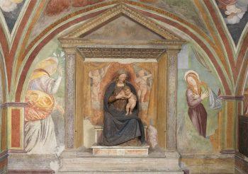 Il Rinascimento di Gaudenzio Ferrari Annunciazione e Madonna del Latte