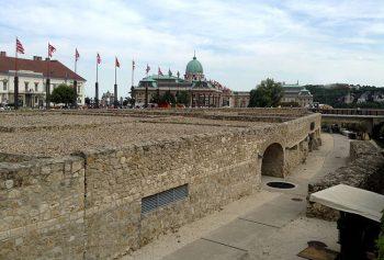 Budapest sito-romano nel-centro-storico