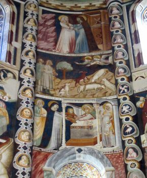 Como Basilica Sant Abbondio