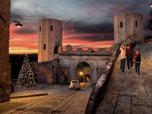 Umbria il tuo regalo di Natale e Capodanno