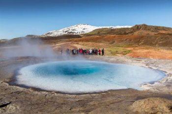 Natura Islanda fonti vulcaniche bollenti