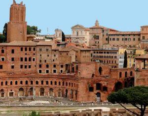 Mercati di Traiano ai Fori Imperiali