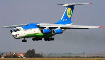 Passeggeriu Uzbekistan-Airlines
