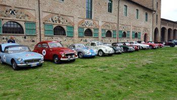 Parma-Poggio di Berceto corte di giarola