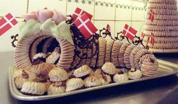 Danimarca Copenaghen-Kransekage