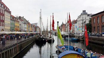 Danimarca Copenaghen canale