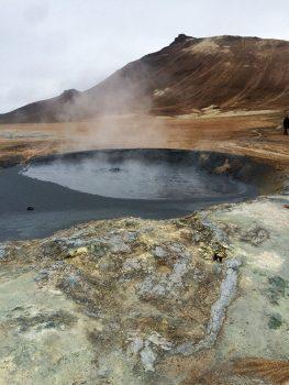 Islanda Geyser