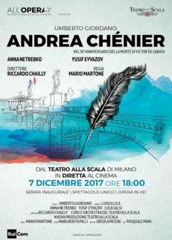 Prima alla Scala Locandina-andrea-chenier