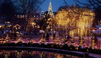 Danimarca Natale-a-Copenaghen