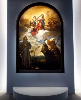 Tipicità Pala-Sacra-Conversazione-di-Tiziano
