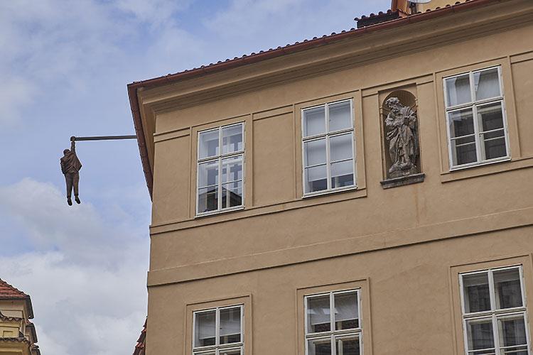 Praga Sigmund-Froid-appeso