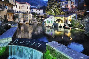 Presepi galleggianti Presepe-fiume-Aril