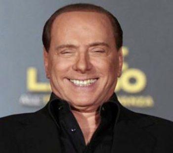 Giornalista Silvio Berlusconi